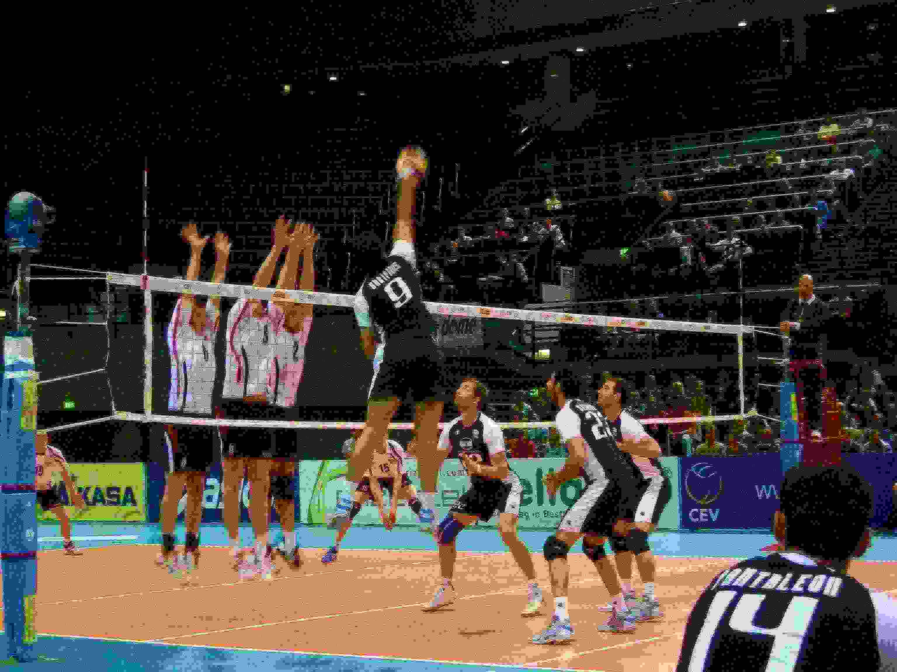 Bremen Nationalmannschaft Herren Volleyball